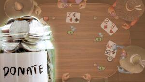 Tournois et actions de charité chez des grands du poker en ligne